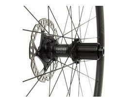 FFWD F3AD 30mm Alloy Clincher DT350 Disc Rear