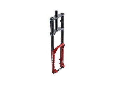 "Rock Shox Fork Boxxer Ultimate Charger2.1 Rc2 - 27.5"" Boost<sup>tm</Sup> 20x110, 36 Offset Debonair (Fender,2 Btm Tokens, Star Nut & Maxle Stealth) C2: Red 200mm"