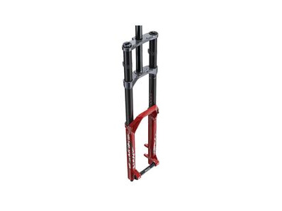 "Rock Shox Fork Boxxer Ultimate Charger2.1 Rc2 - 29"" Boosttm 20x110, 56 Offset Debonair (Fender,2 Btm Tokens, Star Nut & Maxle Stealth) C2: Red 200mm"