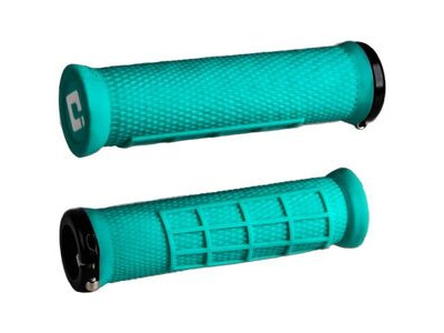 ODI Elite Flow MTB Lock On Grips 130mm - Mint