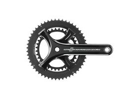 Campagnolo Potenza Black (Ho) Chainset Ultra Torque 11 Speed 172.5mm 53-39t (Compatible Only With Po11 Ho Ep18) Black