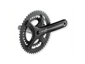 Campagnolo Potenza Black Chainset Power Torque System 11 Speed 172.5mm 53-39t 11spd