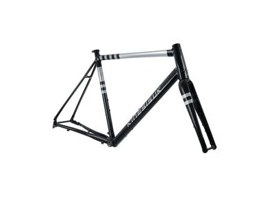 Kinesis UK Frameset - RTD - Black - 55.5cm