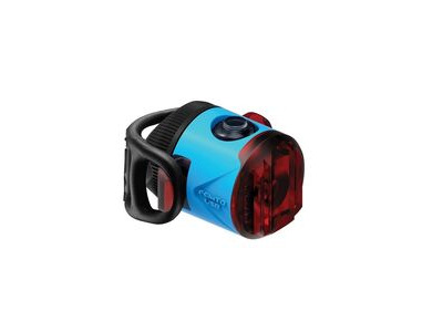Lezyne LED - Femto USB Drive - Rear - Blue