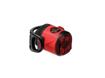 Lezyne LED Femto USB Drive Rear - Red