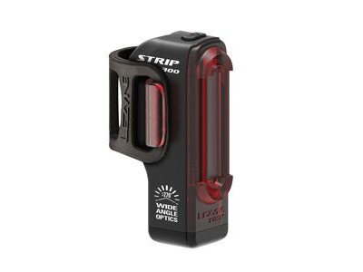 Lezyne Strip Drive Pro 300 Rear - Black