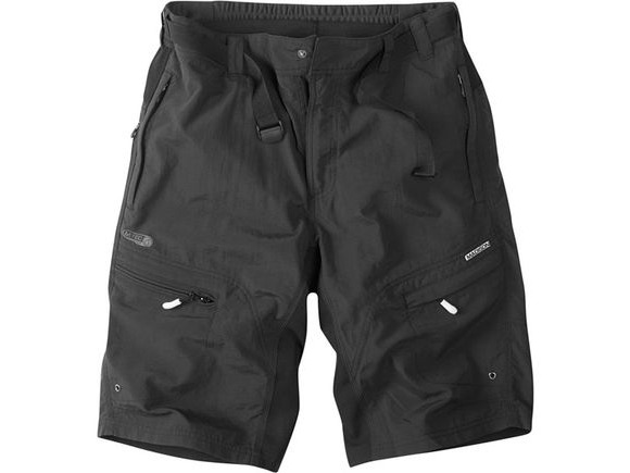 MADISON Trail men's shorts, black click to zoom image