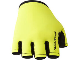 MADISON Track men's mitts, hi-viz yellow