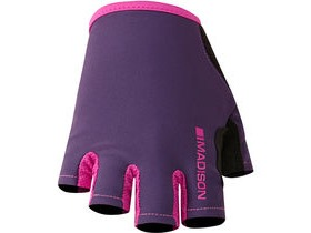 MADISON Track women's mitts, loganberry
