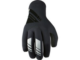 MADISON Shield men's neoprene gloves, black