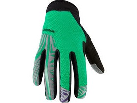 MADISON Flux men's gloves, emerald green / black