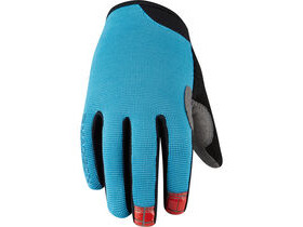 MADISON Trail youth gloves, bay blue