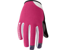 MADISON Trail youth gloves, bright berry