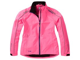 MADISON Protec women's waterproof jacket, knockout pink