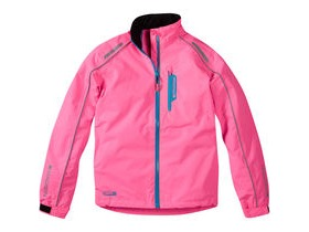 MADISON Protec youth waterproof jacket, knockout pink