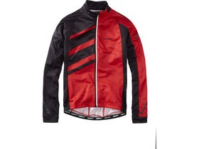 MADISON Sportive Race men's long sleeve thermal roubaix jersey, flame red
