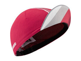 MADISON RoadRace Premio cap, fuchsia stripes Ltd one size