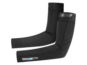 MADISON RoadRace Optimus Softshell arm warmers, black