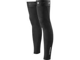 MADISON RoadRace Optimus Softshell leg warmers, black