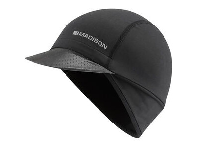 MADISON RoadRace optimus winter cap, black large / X-large