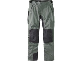 MADISON DTE Men's Waterproof Trousers, Dark Shadow