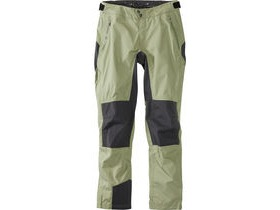 MADISON DTE Men's Waterproof Trousers, Olive Green