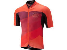 MADISON RoadRace Premio men's short sleeve jersey, ruby red X-small, Madison77
