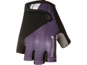 MADISON Keirin women's mitts purple velvet