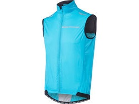 MADISON Sportive men's windproof gilet blue curaco