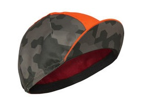 MADISON Sportive poly cotton cap hex camo dark olive/chilli red one size